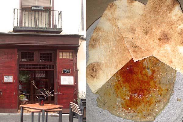 Restaurantes vegetarianos en madrid el restaurante - Calle santiago madrid ...