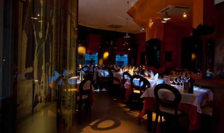 Restaurante, El Caldero, Madrid