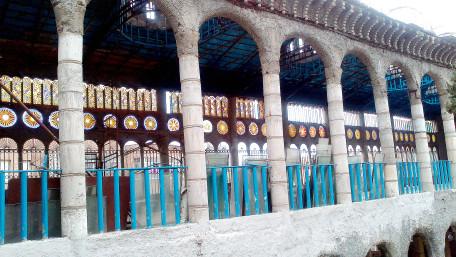 Balaustrada-catedral-Justo -Gallego