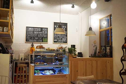 Cafeter as con encanto en madrid martina cocina un sereno transitando la ciudad - La cocina madrid ...