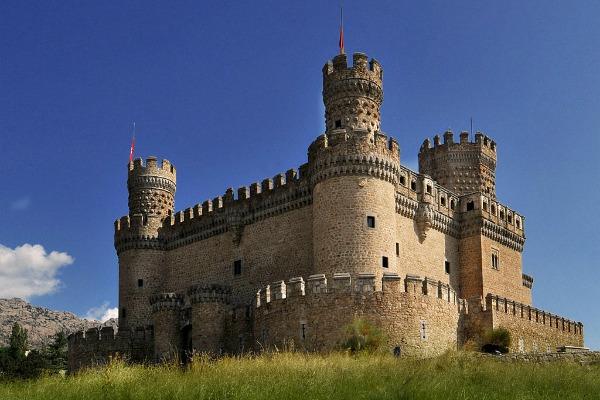 Castillo-ManzanaresElreal