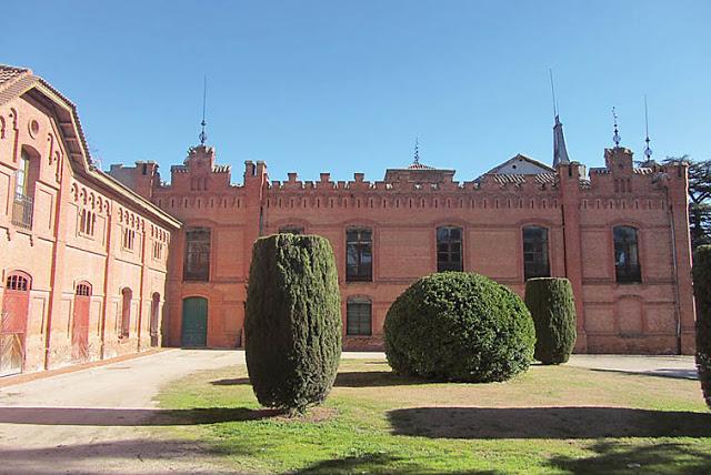 Palacete en la Quinta de Torre Arias