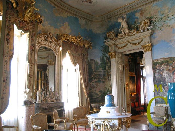 MuseoCerralbo-Salon chaflan