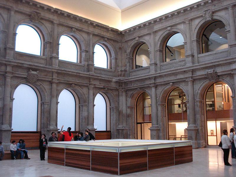 Claustro-Museo del prado