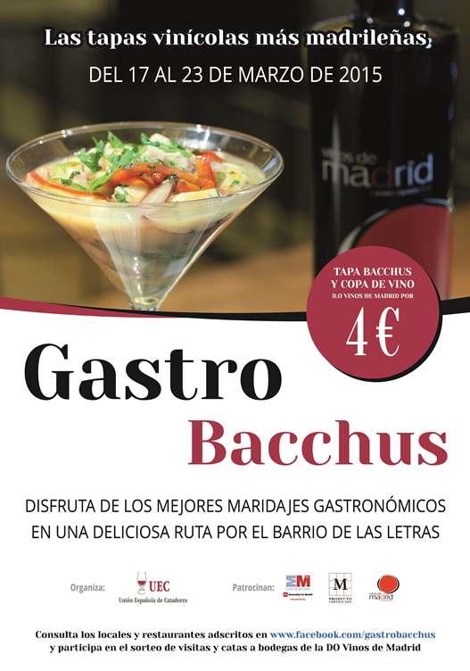Gastro Bacchus 2015