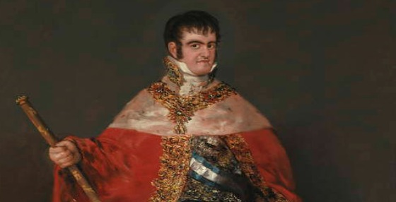 FernandoVII-Goya