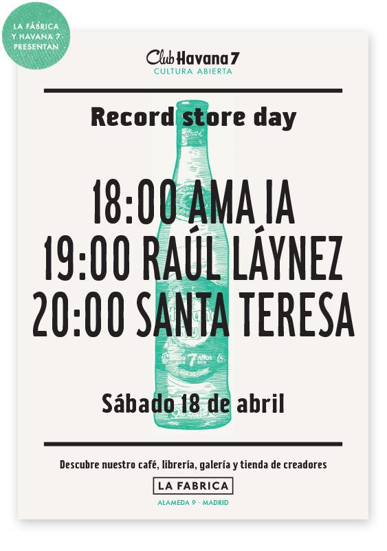 RecordStoreDayLaFabrica