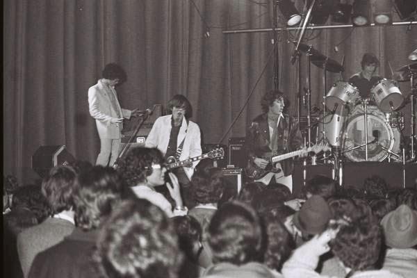 Concierto Homenaje a Canito 1980 Escuela de Caminos