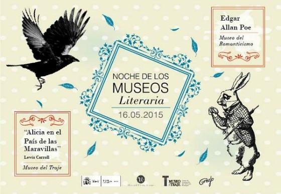 Museo del Traje-Noche de los Museos 2015