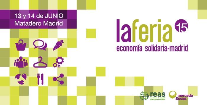 Feria Economia Solidaria Madrid