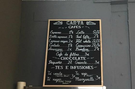 Precios Cafe