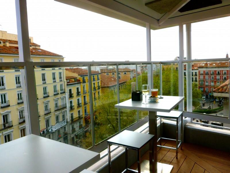Casa de Granada- vistas
