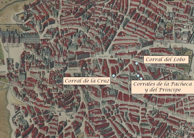 Plano_de_Madrid_(1622-35)_det._Corrales_de_comedias