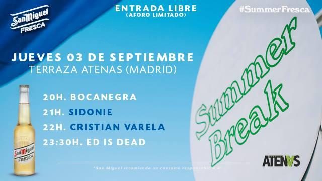 Qué Hacer En Madrid Del 31 De Agosto Al 6 De Septiem Un