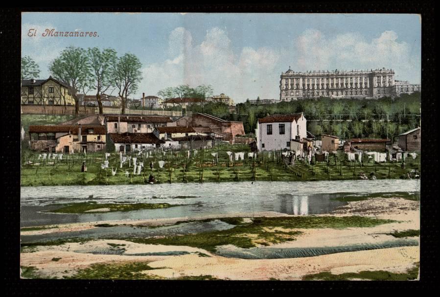 1900. Manzanares