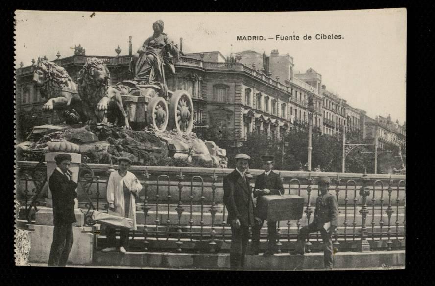 1920. Cibeles. Museo de Historia