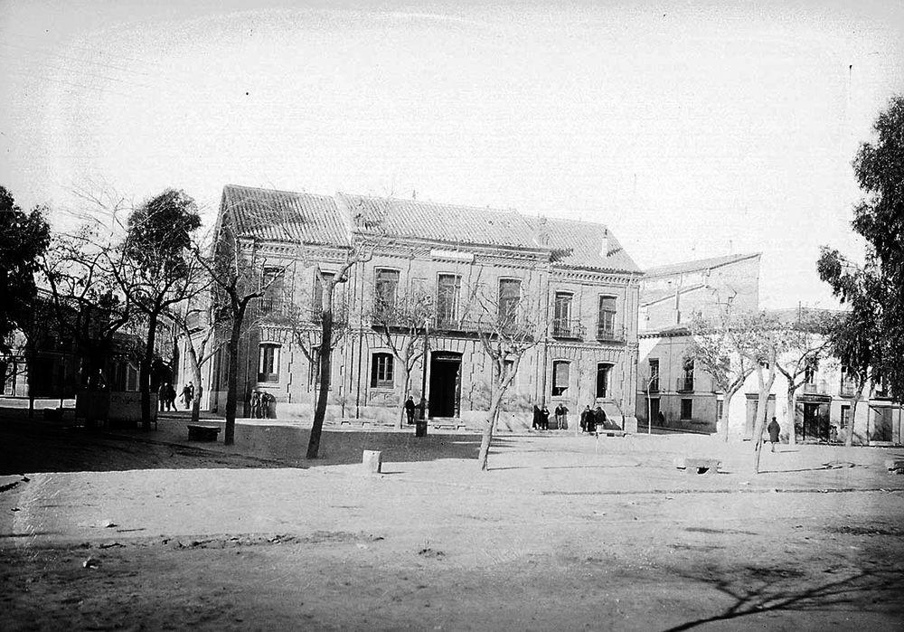 1926. Ayuntamiento Carabanchel Bajo