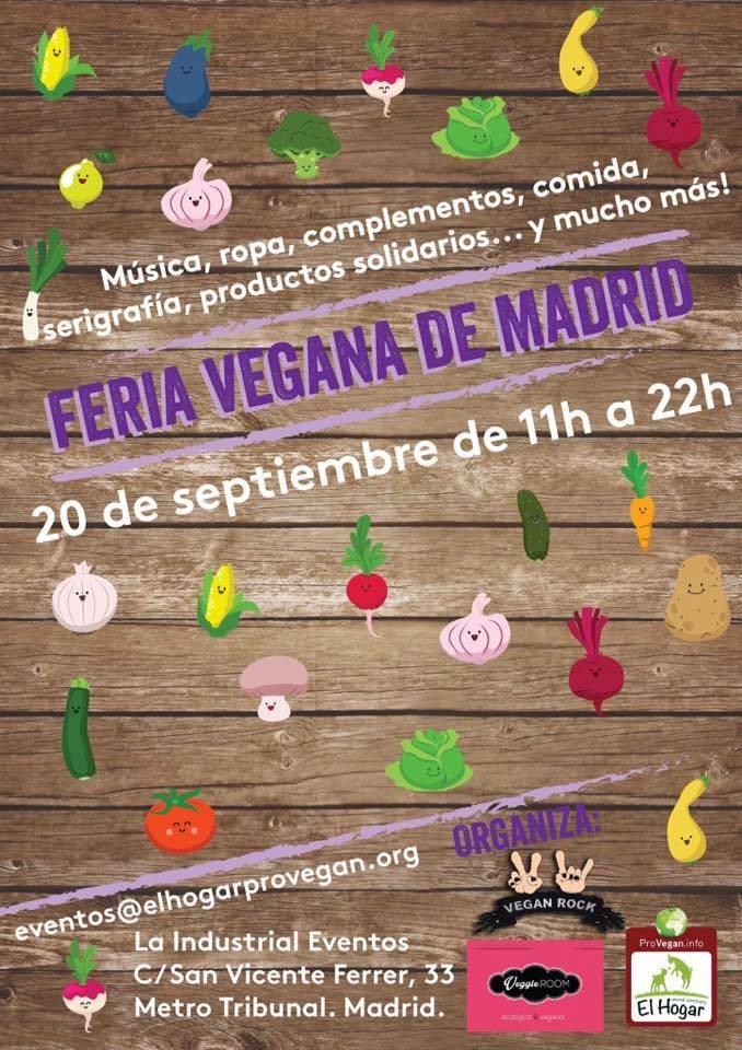 Feria Vegana de Madrid