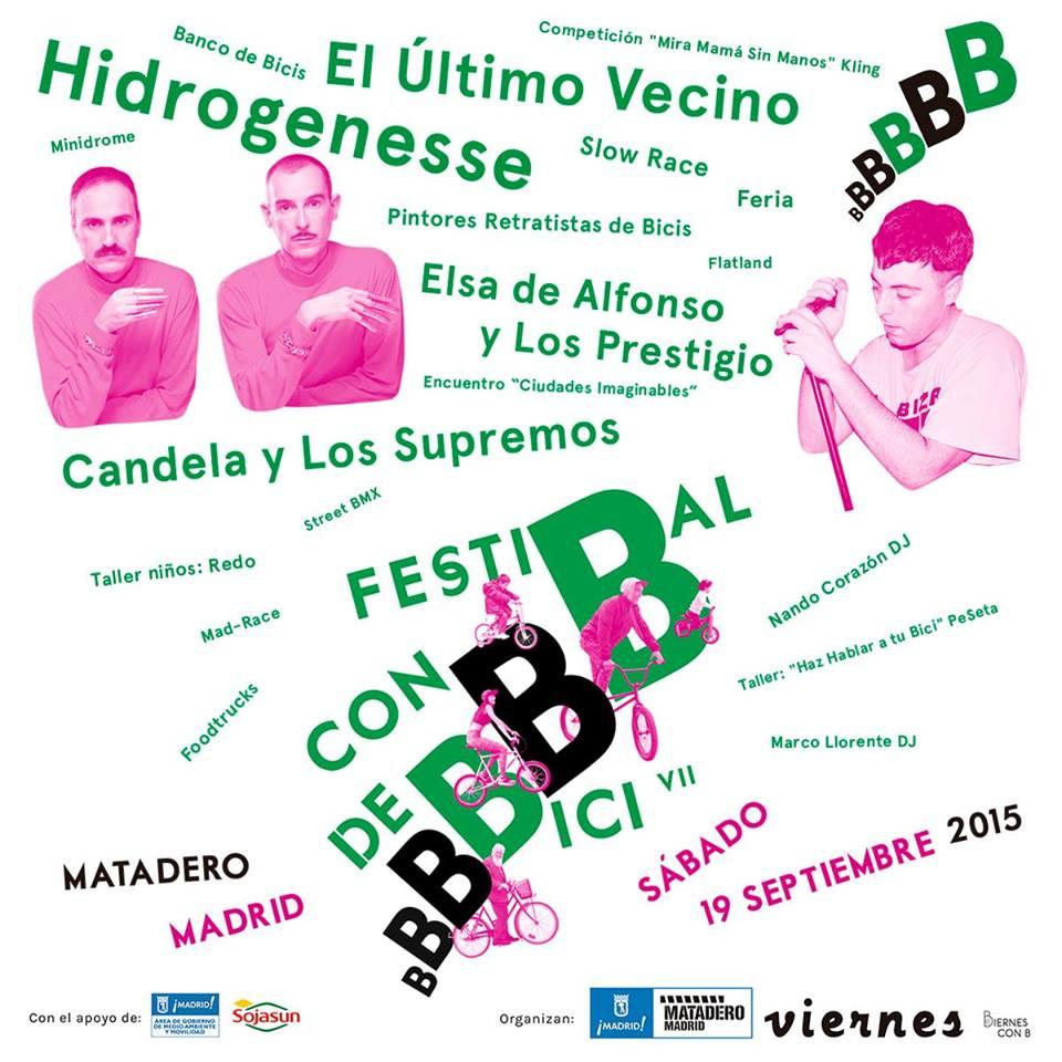 Festival con B de Bici