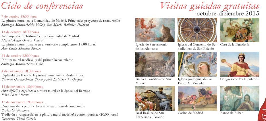 Visitas Frescos de Madrid