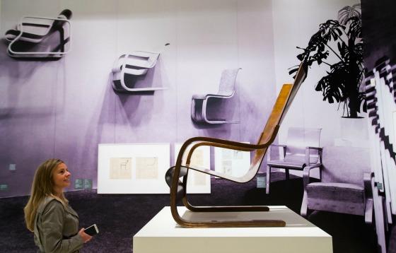 Alvar Aalto CaixaForum Madrid