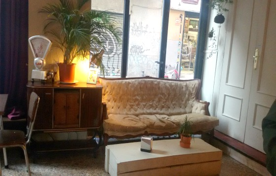 CafePavon Interior