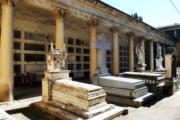 Cementerio de San Isidro carabanchel