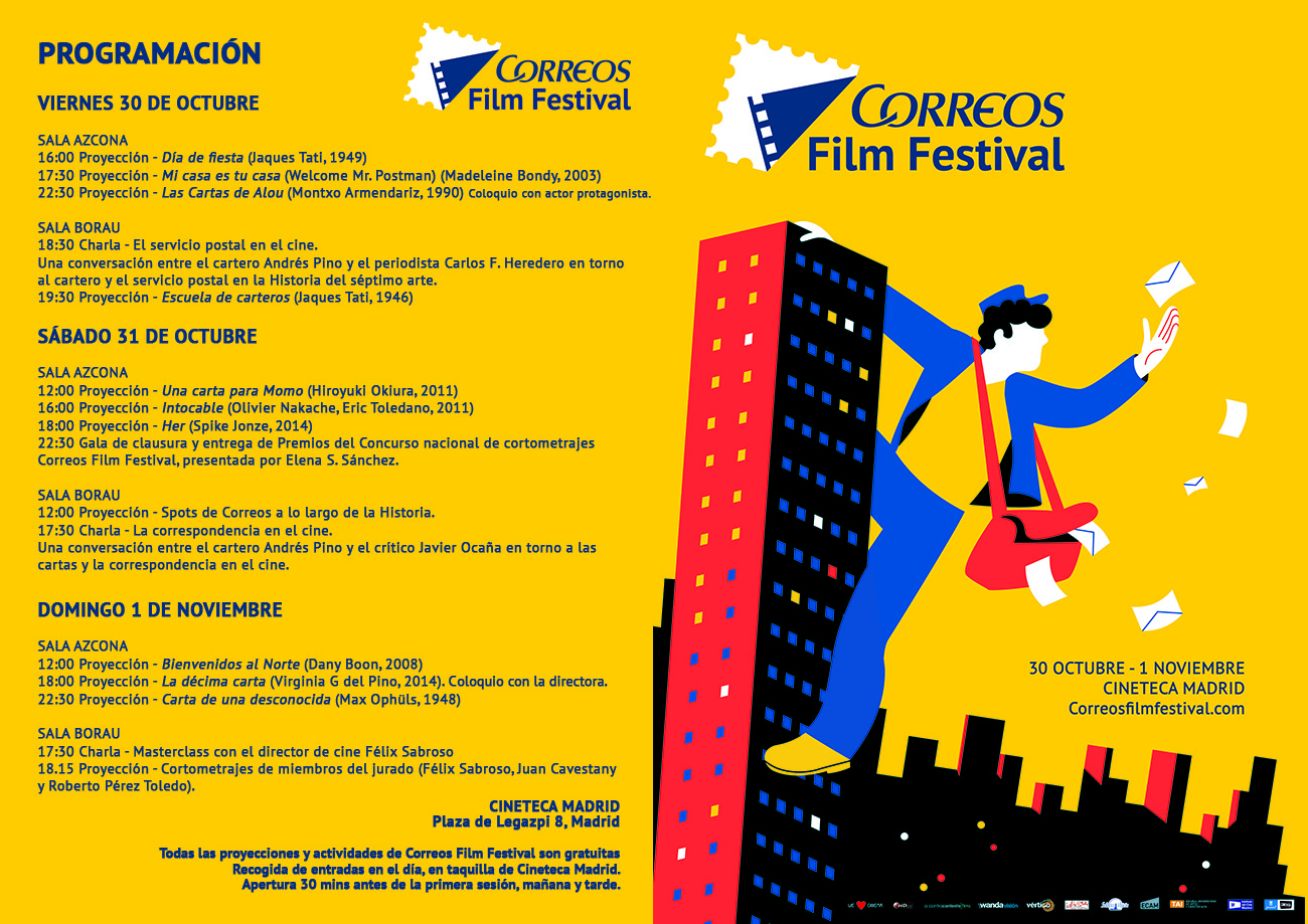 Correos Film Festival Madrid