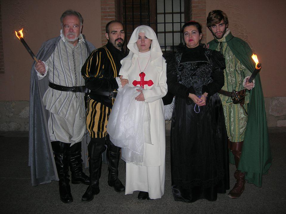 Visistas Teatralizadas Don Juan Alcala
