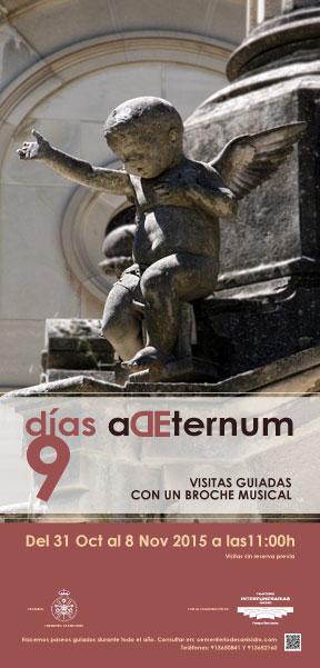 Visitas guiadas cementerio de San Isidro