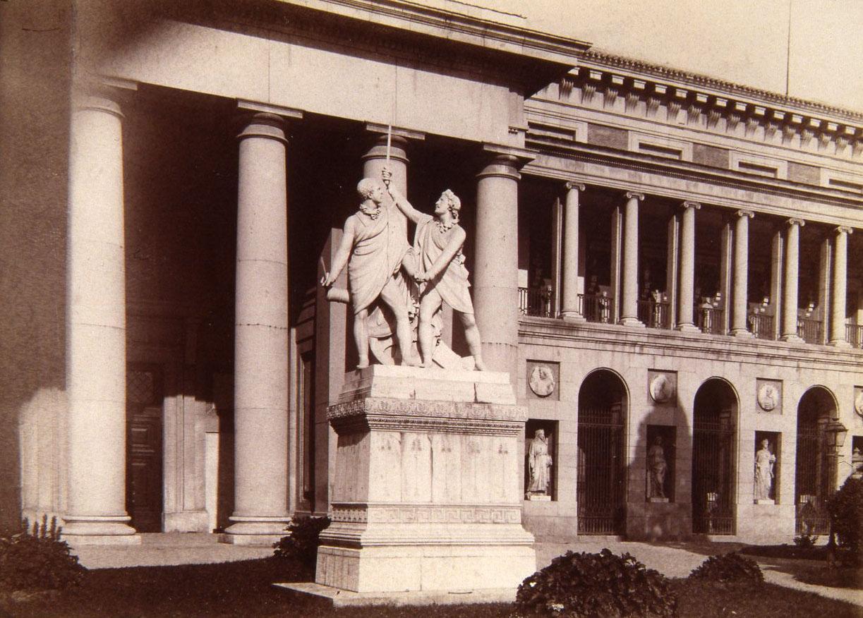 Daoiz y Velarde Museo del Prado