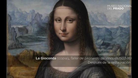 Gioconda Museo del Prado
