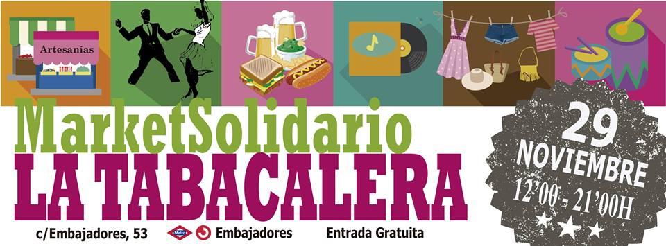 Market Solidario Tabacalera
