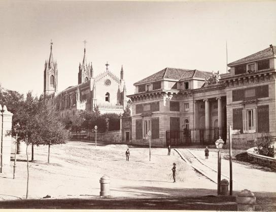 Museo del Prado 1864
