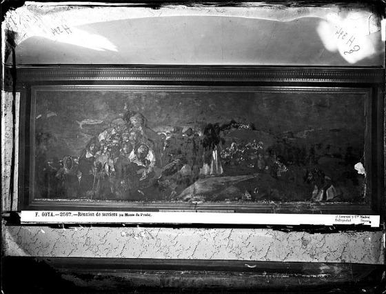 Pinturas Negras- La Quinta del Sordo