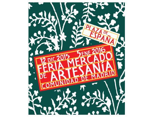 Especial navidad en madrid 2015 un sereno transitando la for Feria de artesanias 2016