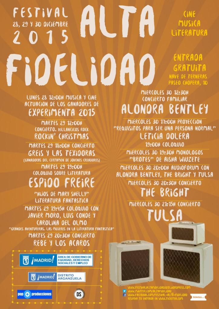 Festival Alta Fidelidad 2015