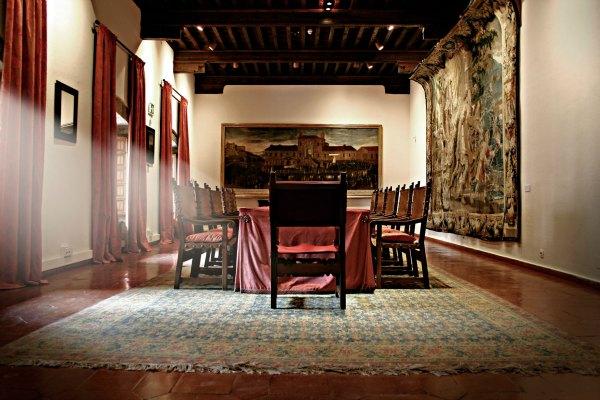 Navidad Castillo Manzanares El Real