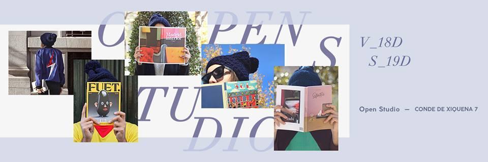 Open Studio Conde Xiquena