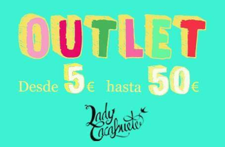 Outlet Lady Cacahuete