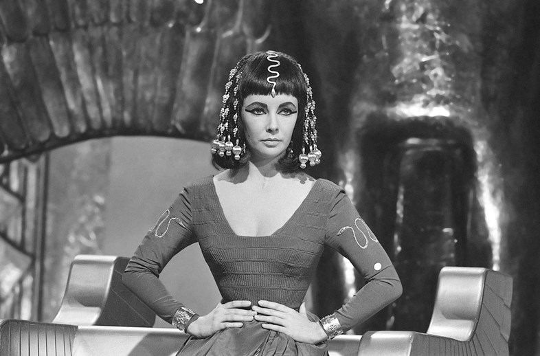 Cleopatra Liz Taylor