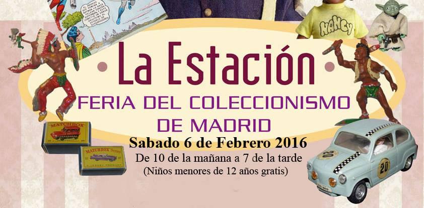 Feria Juguetes Museo Del Ferrocarril