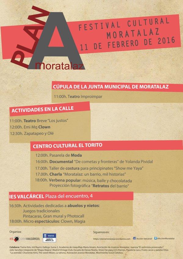 Festival Cultural Moratalaz