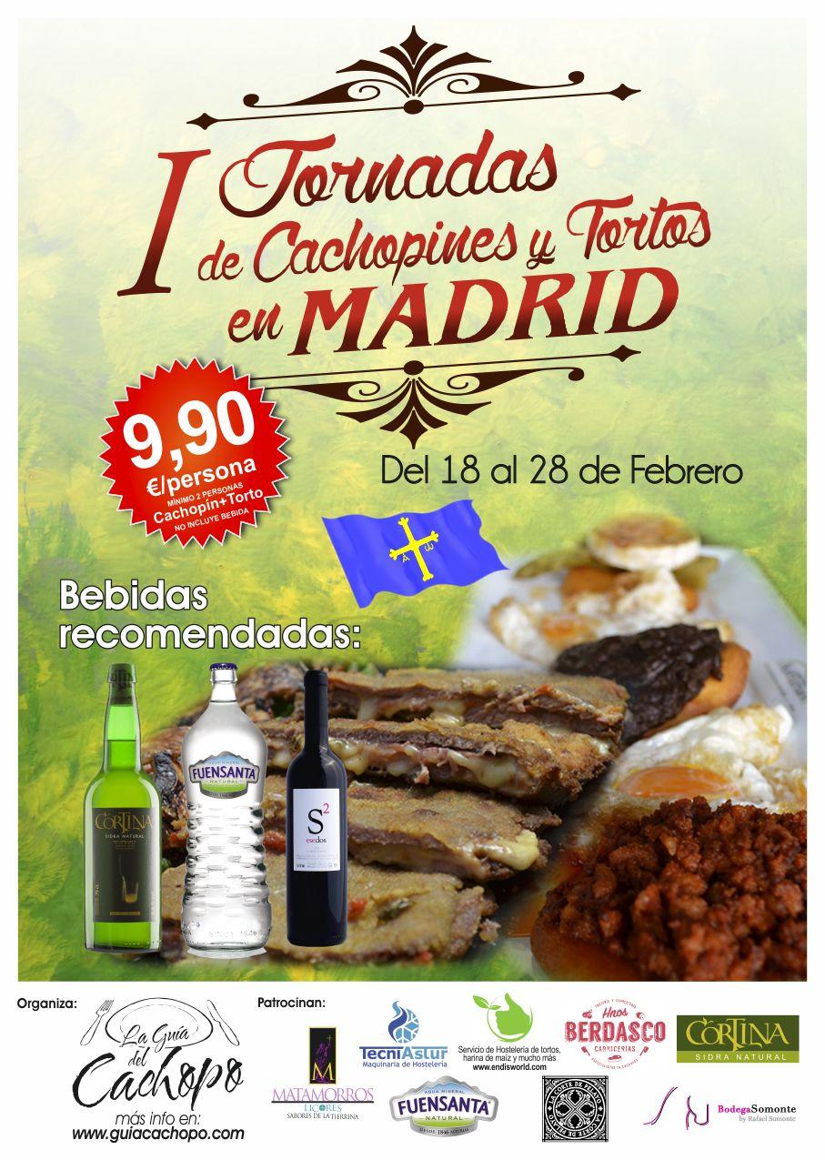 I Jornadas Tortos Madrid