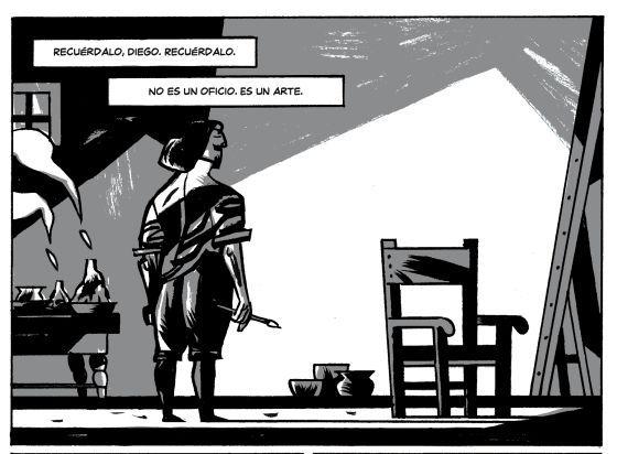 Las Meninas Javier Olivares