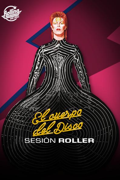 Sesion Roller El Cuerpo del Disco