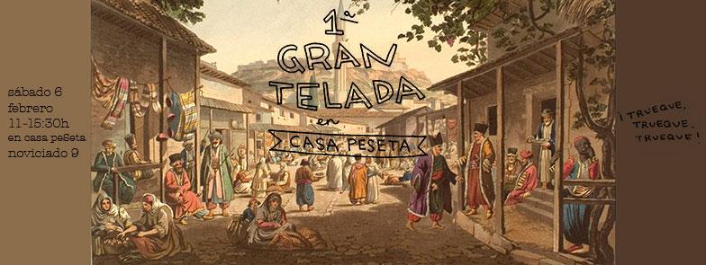Telada en Casa Peseta