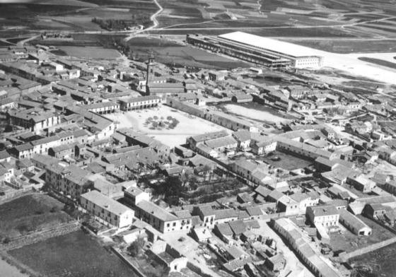 Barajas 1950