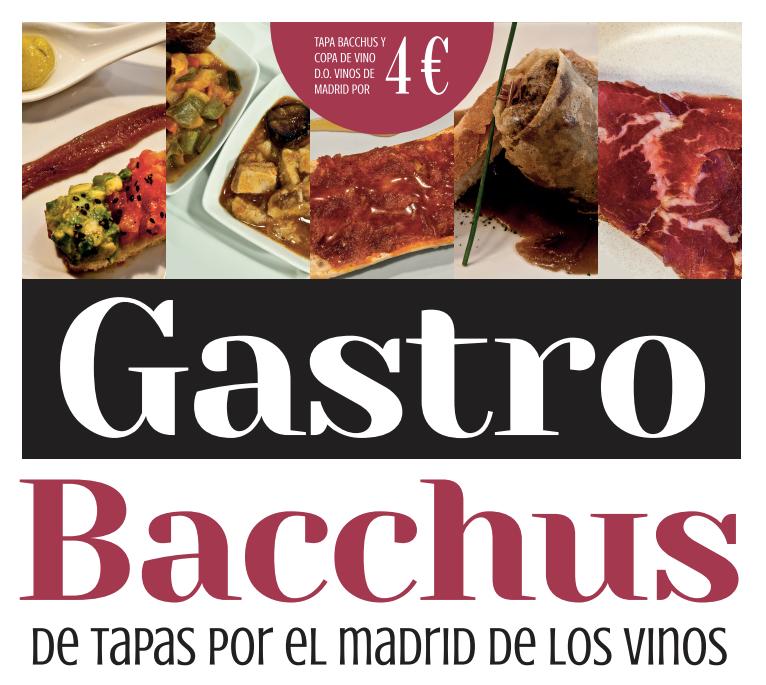 Gastro Bacchus Barrio de las Letras