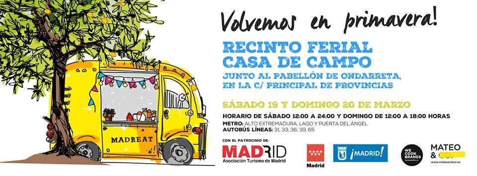 Madreat Marzo Madrid